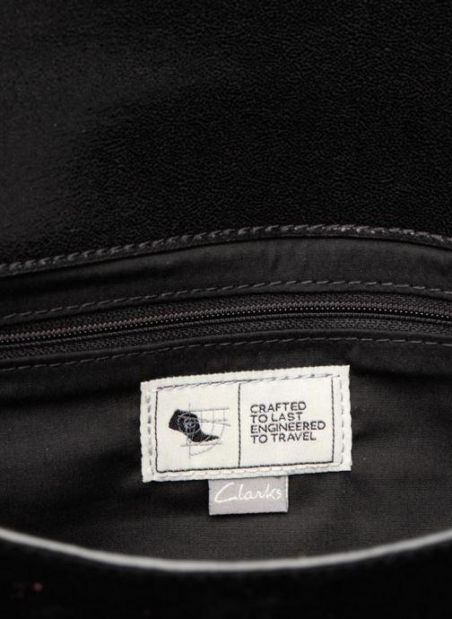 Handtassen Clarks MOROCCAN JEWEL Crossbody Zwart achterkant