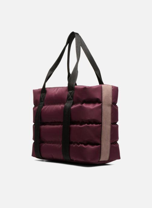 Handbags Clarks TASMIN BELLA Cabas Purple model view