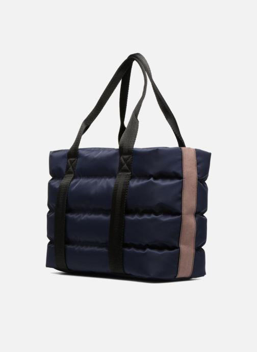 Handtaschen Clarks TASMIN BELLA Cabas blau ansicht von rechts