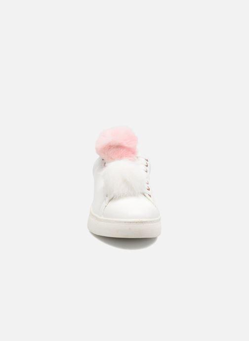 Deportivas I Love Shoes Mc Etapom Blanco vista del modelo
