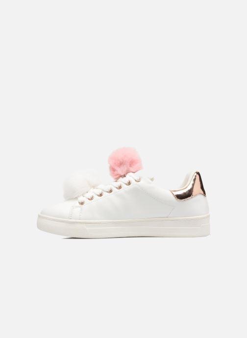 Deportivas I Love Shoes Mc Etapom Blanco vista de frente