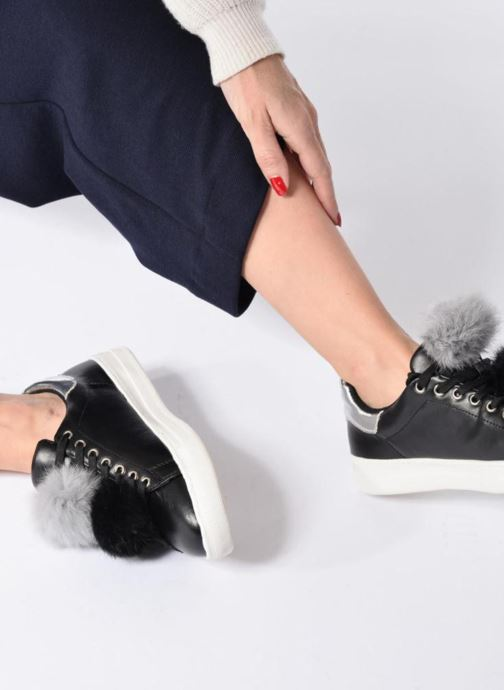Sneakers I Love Shoes Mc Etapom Zwart onder