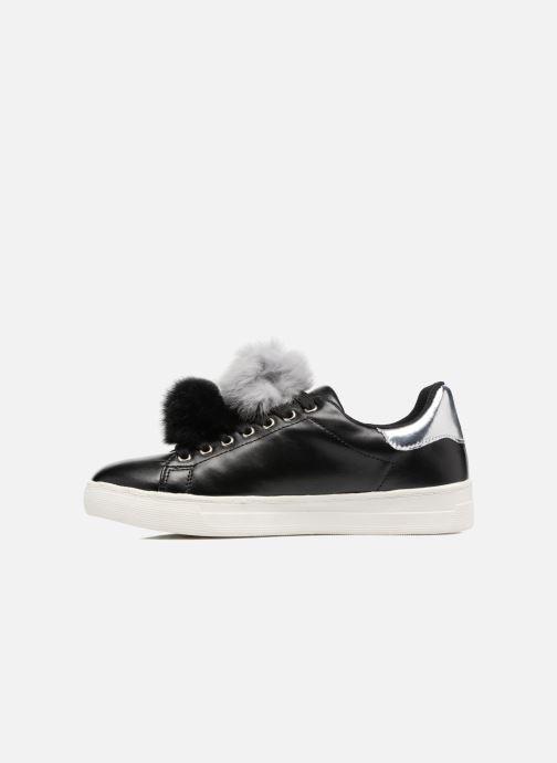 Sneakers I Love Shoes Mc Etapom Zwart voorkant
