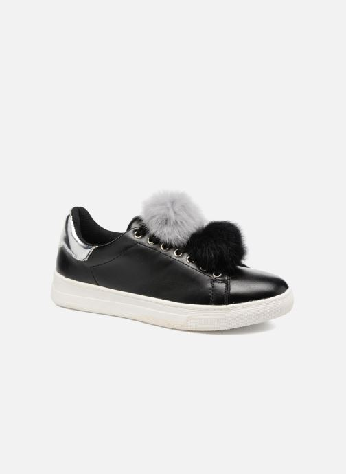 Sneakers I Love Shoes Mc Etapom Zwart detail