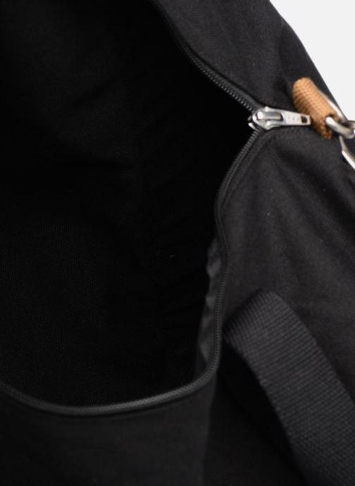 Sporttassen Faguo DUFFLE01 Zwart achterkant