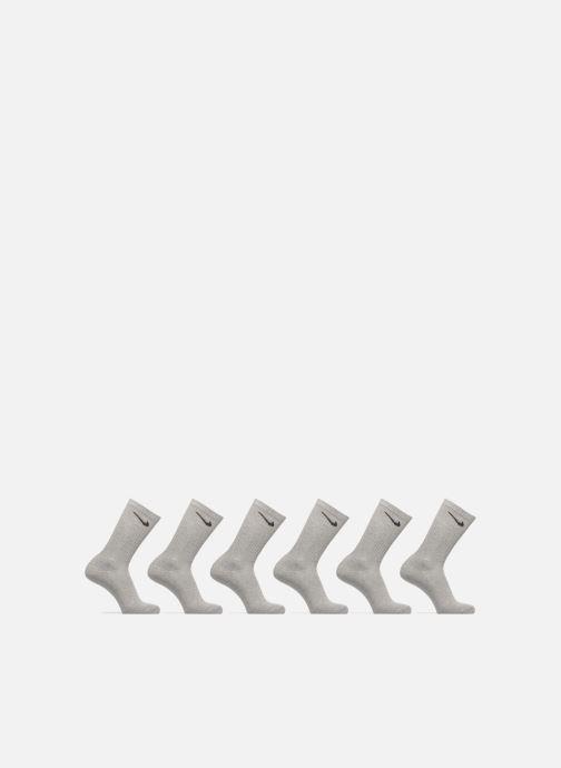 Socks & tights Nike U NK PERF CUSH CREW 6PR - BAG Grey detailed view/ Pair view