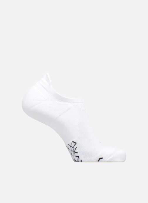 Socks & tights Nike Unisex Nike Dry Elite Cushioned No-Show Running Sock White detailed view/ Pair view