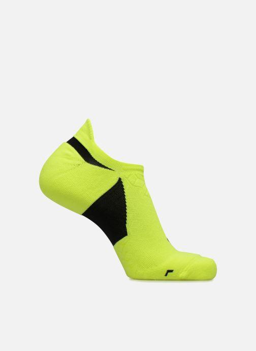 Sokken en panty's Nike Unisex Nike Dry Elite Cushioned No-Show Running Sock Geel detail