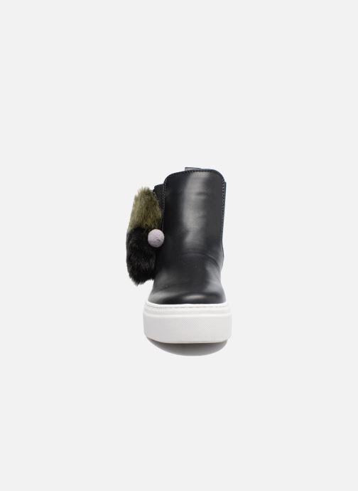 Baskets Sixty Seven Lacey Noir vue portées chaussures
