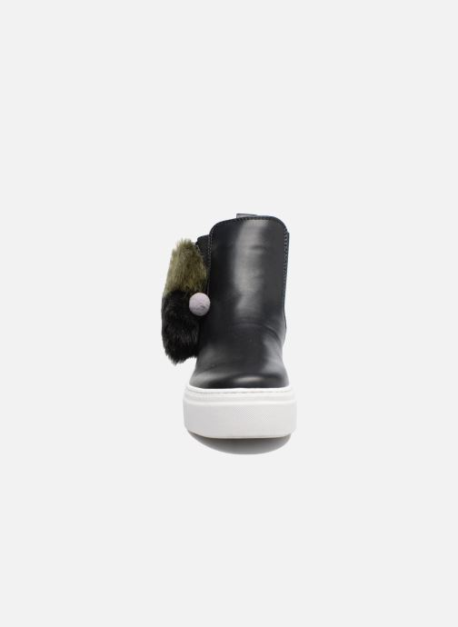 Sneaker Sixty Seven Lacey schwarz schuhe getragen