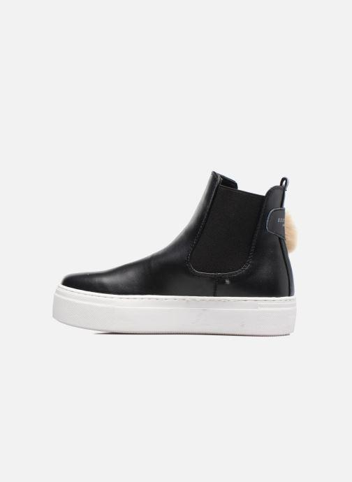 Sneaker Sixty Seven Lacey schwarz ansicht von vorne
