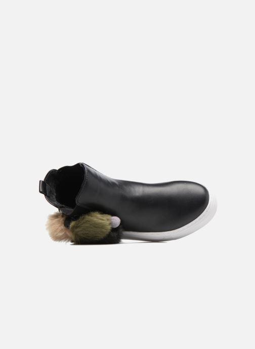 Sneaker Sixty Seven Lacey schwarz ansicht von links