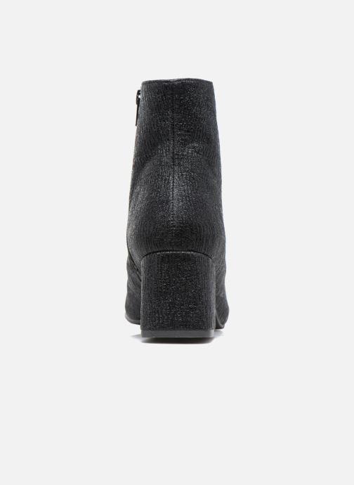 Bottines et boots Sixty Seven Liam Noir vue droite