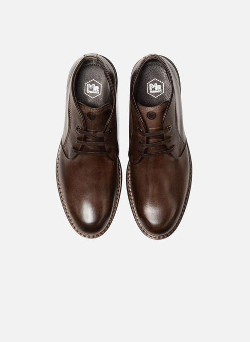 Boots en enkellaarsjes Mr SARENZA Nicolli Bruin model