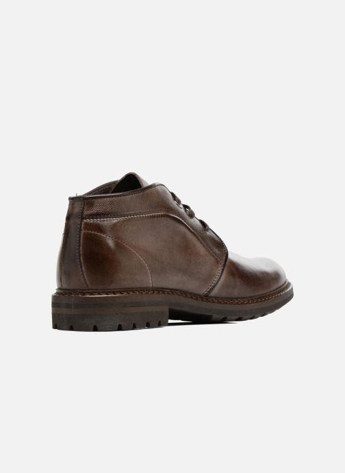 Boots en enkellaarsjes Mr SARENZA Nicolli Bruin voorkant