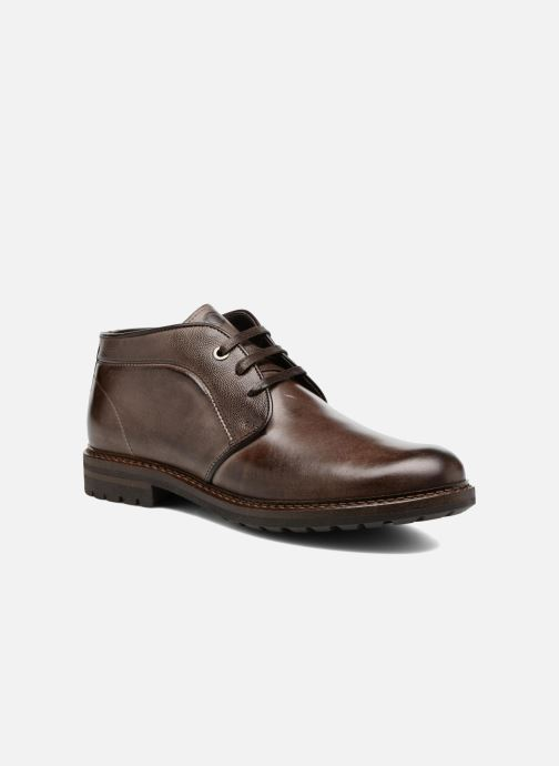 Ankle boots Mr SARENZA Nicolli Brown view from the right