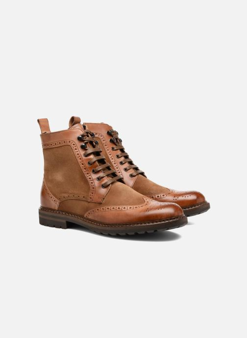 Mr Et Sarenza Boots Chez308617 NantimarronBottines m0nNwv8O