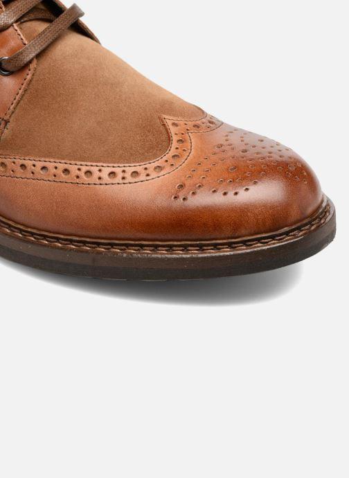 Bottines et boots Mr SARENZA Nanti Marron vue gauche