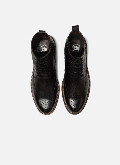 Bottines et boots Mr SARENZA Nanti Noir vue portées chaussures