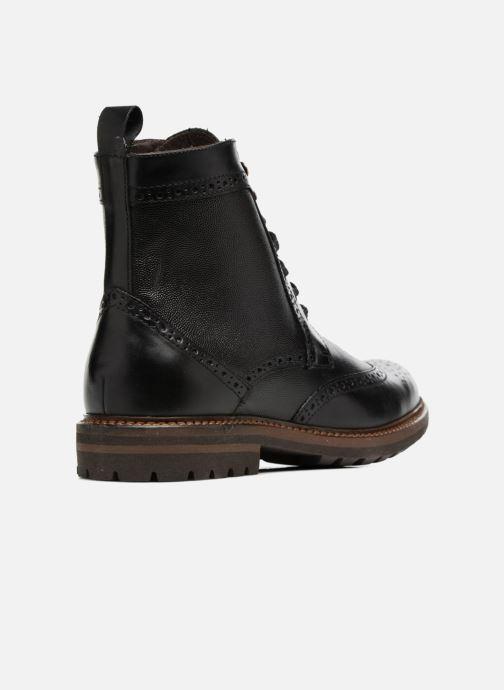 Stiefeletten & Boots Mr SARENZA Nanti schwarz ansicht von vorne