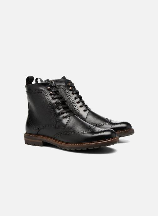 Bottines et boots Mr SARENZA Nanti Noir vue derrière