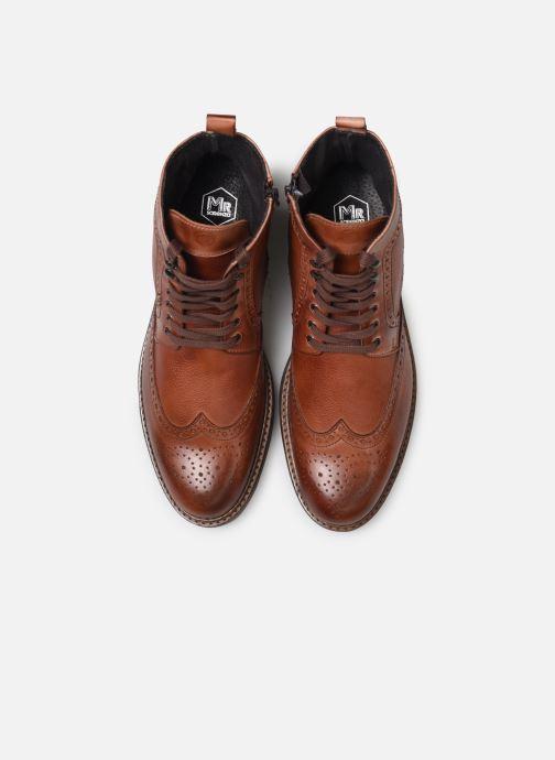 Stiefeletten & Boots Mr SARENZA Nanti braun schuhe getragen