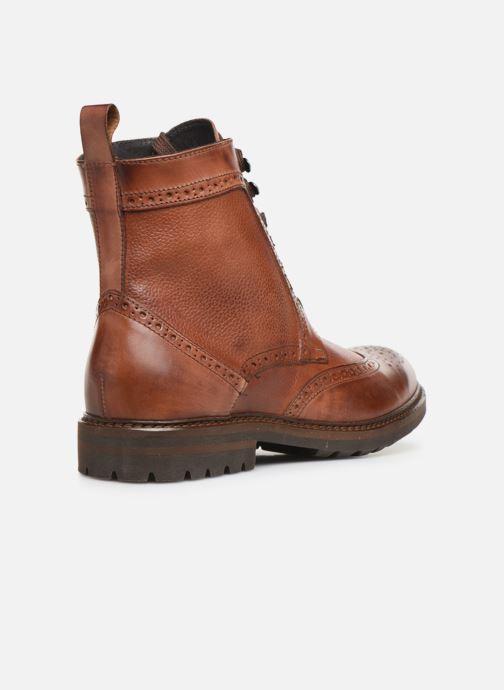 Stiefeletten & Boots Mr SARENZA Nanti braun ansicht von vorne