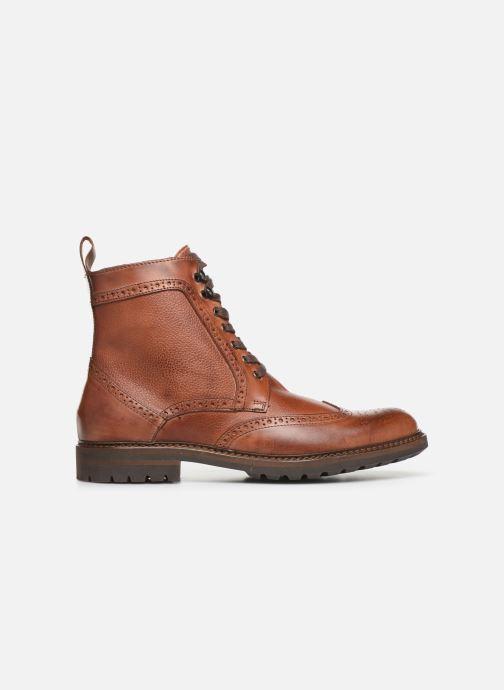 Ankelstøvler Mr SARENZA Nanti Brun detaljeret billede af skoene