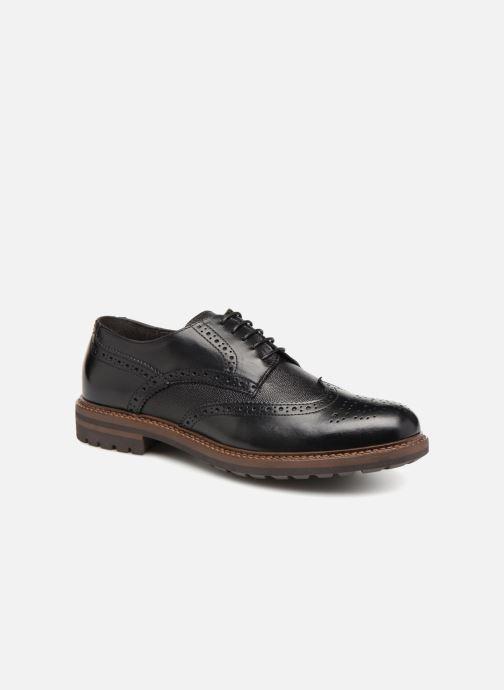 Chaussures à lacets Mr SARENZA Nubia Noir vue droite