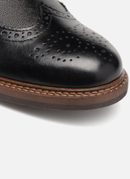 Chaussures à lacets Mr SARENZA Nubia Noir vue gauche
