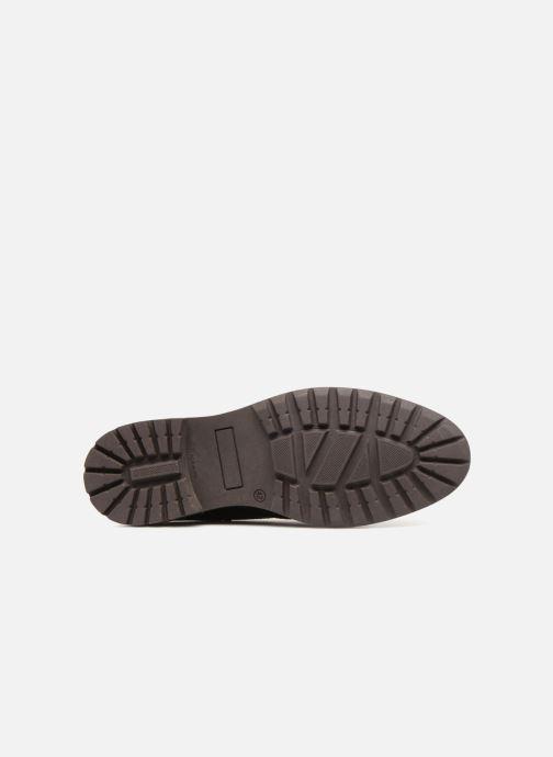 Chaussures à lacets Mr SARENZA Nubia Noir vue haut
