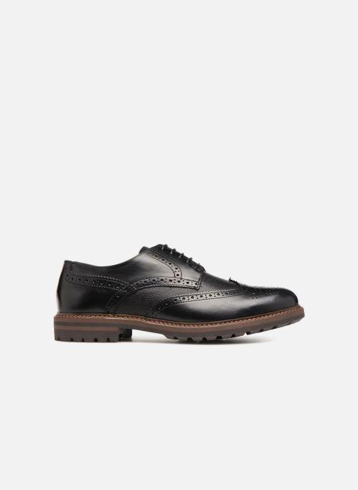 Chaussures à lacets Mr SARENZA Nubia Noir vue détail/paire