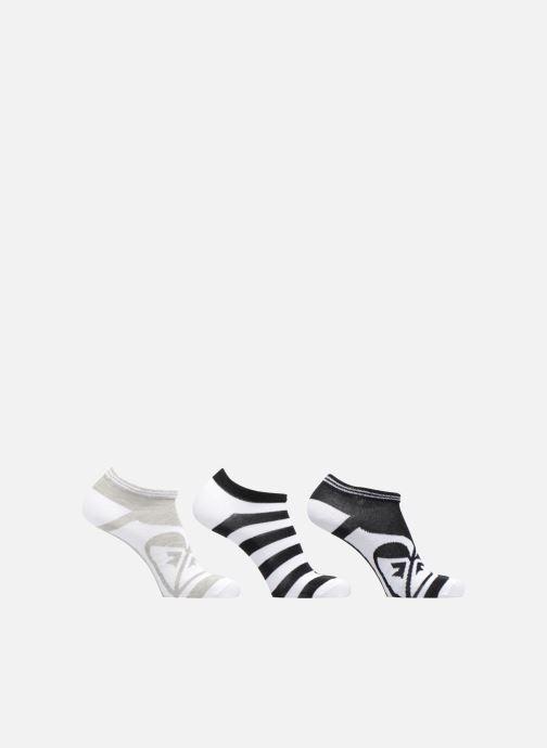 Strømper og tights Roxy ANKLE SOCKS J SOCK KVJ0 Grå detaljeret billede af skoene