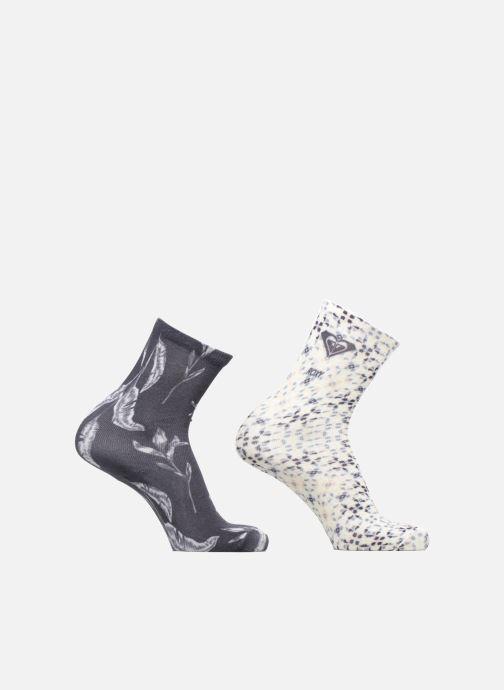 Chaussettes et collants Roxy MID CALF J SOCK KVJ0 Gris vue détail/paire