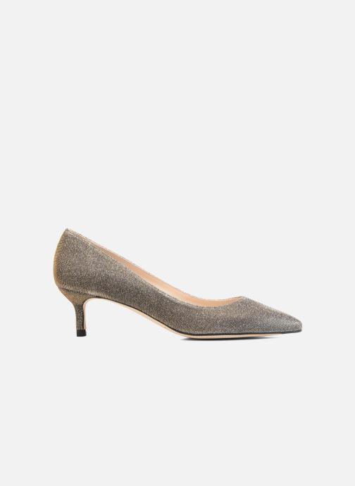 High heels L.K. Bennett Audrey Silver back view