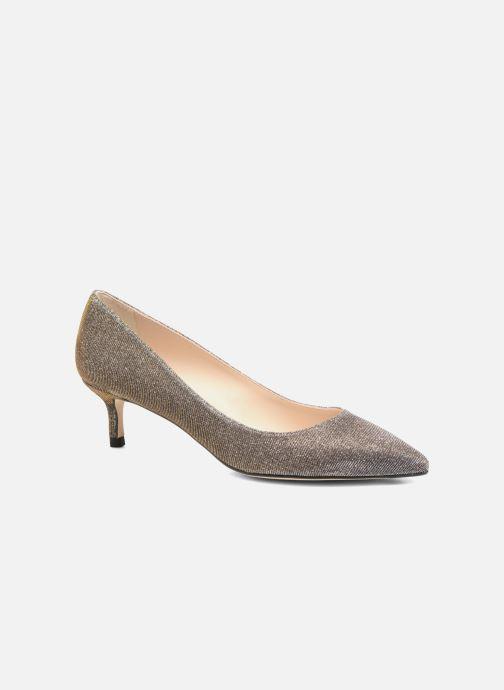 High heels L.K. Bennett Audrey Silver detailed view/ Pair view