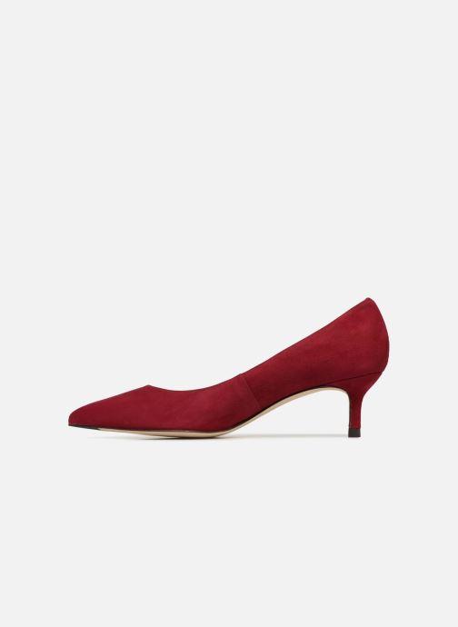 Zapatos de tacón L.K. Bennett Audrey Rojo vista de frente