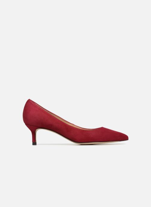Zapatos de tacón L.K. Bennett Audrey Rojo vistra trasera