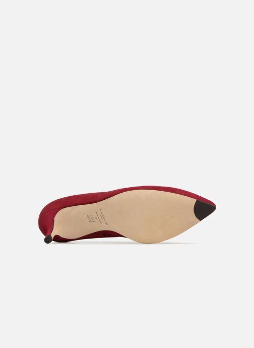 Zapatos de tacón L.K. Bennett Audrey Rojo vista de arriba