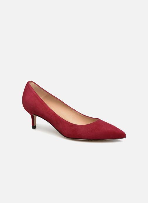 Zapatos de tacón L.K. Bennett Audrey Rojo vista de detalle / par