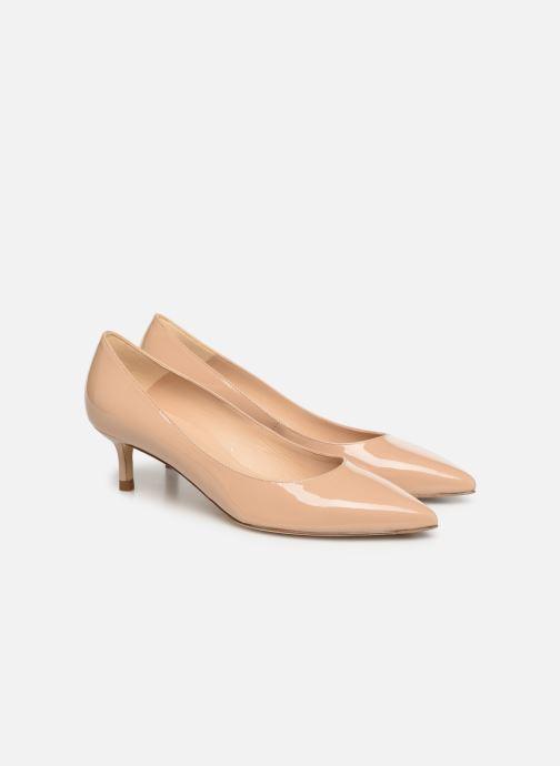 High heels L.K. Bennett Audrey Beige 3/4 view