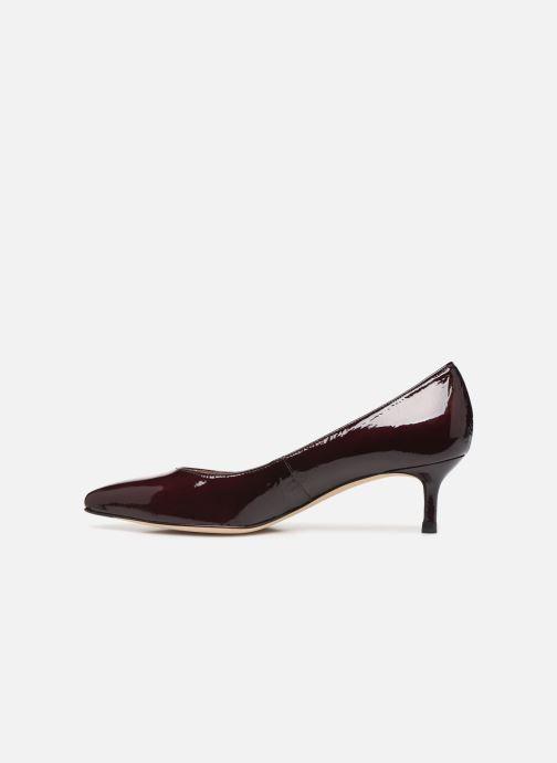 Zapatos de tacón L.K. Bennett Audrey Vino vista de frente