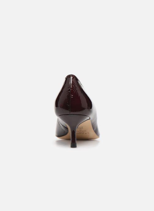 Zapatos de tacón L.K. Bennett Audrey Vino vista lateral derecha