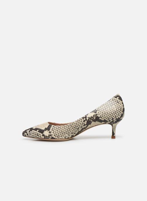 Zapatos de tacón L.K. Bennett Audrey Gris vista de frente