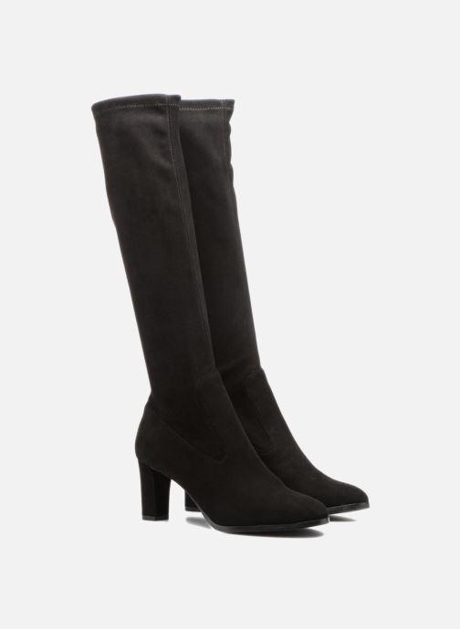 Boots & wellies L.K. Bennett Angelica Black 3/4 view