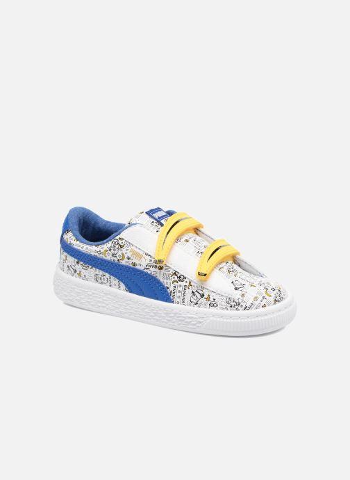 Puma Minions Basket V Inf Sneakers 1 Hvid hos Sarenza (308652)