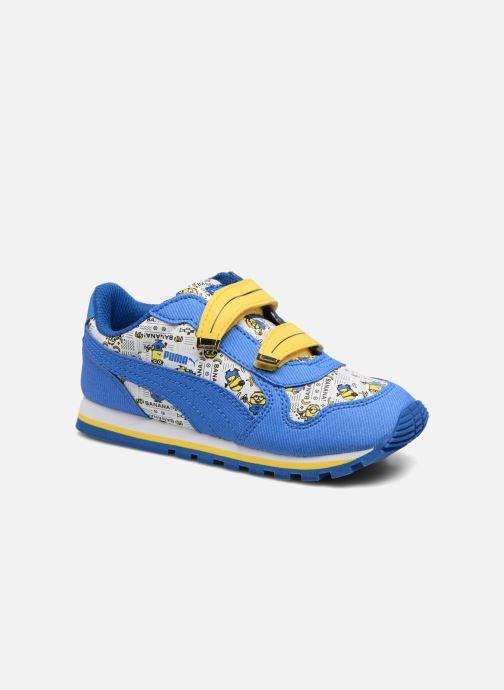 Puma Inf Minions ST RunnerPs ST Runner (Bleu) Baskets