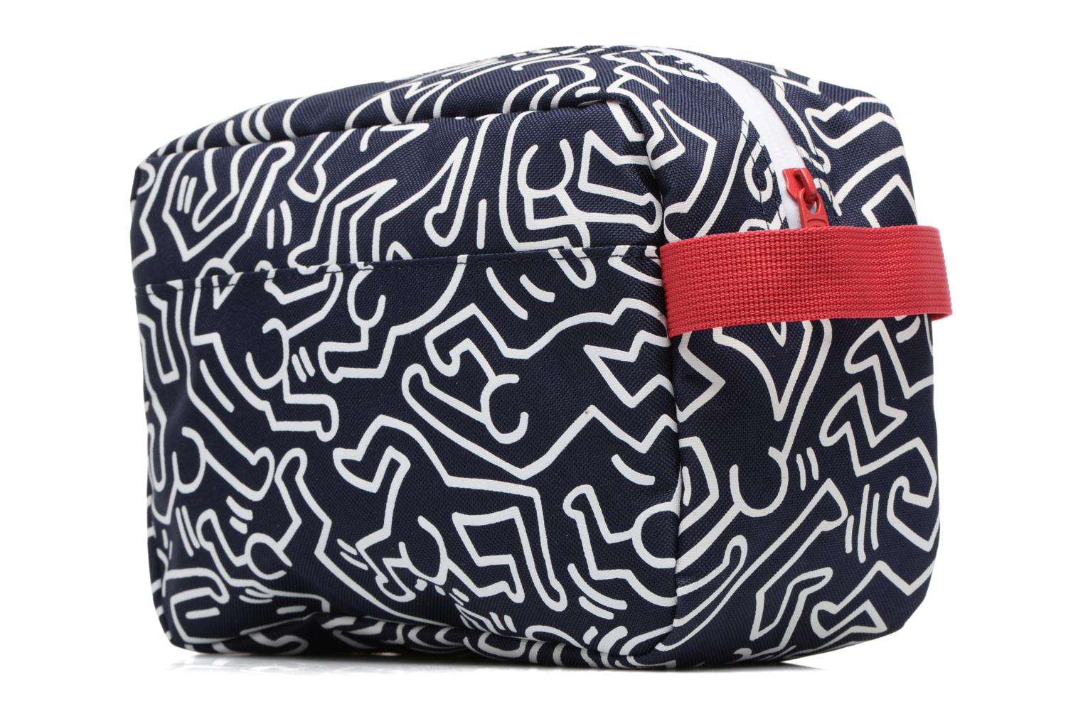 Bagages Herschel Chapter Keith Haring Bleu vue droite