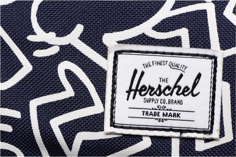 Bagages Herschel Chapter Keith Haring Bleu vue gauche
