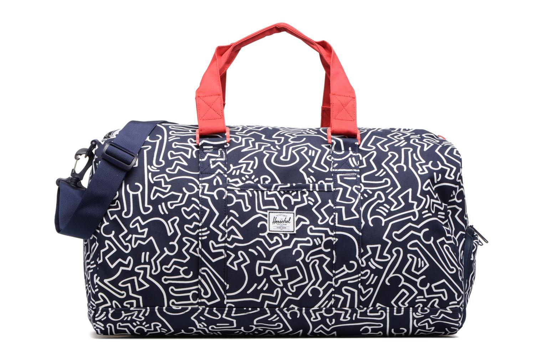 Sporttassen Herschel Novel Keith Haring Blauw detail